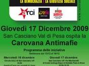 CAROVANA ANTIMAFIE 2009 Ospite Casciano Pesa (Chianti)