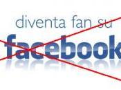 """Facebook sostituirà """"Diventa fan"""" piace"""""""