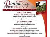"""Presentazione della prima guida nazionale vino all'ospitalità femminile VIGNA ROSA """"VINITALY YOU"""""""