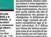 Tempi duri ricercatori (Sabato Febbraio 2010 Corriere Mezzogiorno)