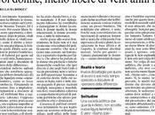 Susanna Tamaro, Cristina Comencini, Marina Terragni... Invece parlare forse donne dovrebbero sé...