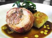 Coniglio porchetta tradizionale crispigni rösti patate