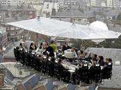 Torino cena gratuita mille persone