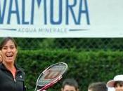 L'intervista Flavia Pennetta durante Valmora Torino