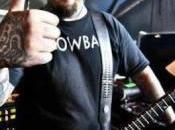 Slayer Deceduto techino delle chitarre Armand Crump