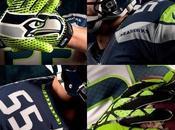 Seahawks, dietro quinte makeover Nike