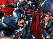 Iron Man, Thor, Hulk Captain America piccoli divertente spot