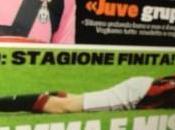 Foto-ecco prima pagina della gazzetta dello sport,conte all.juve possibilita' coinvolto nel….