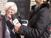 """Iena cinese intervista politici Italiani. """"siculo?"""""""