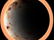 giovane pianeta venere
