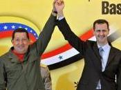 Chávez solidarizza Bashar al-Assad