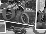 Google rende omaggio Robert Doisneau doodle fotografico
