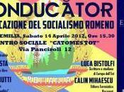 """""""CONDUCĂTOR, l'edificazione socialismo romeno"""", resoconto, foto video"""