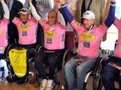 Giro d'Italia Handbike 2012: ecco prime maglie rosa