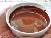 scuola pasticceria: crema cioccolato spalmare farcire