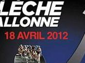 Freccia Vallone 2012: partenti percorso