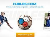 calcio social, scopri network Fubles.com