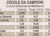 Borsa: Terna, Flavio Cattaneo, regina delle cedole