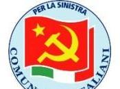 Vibo Valentia: congresso regionale Partito Comunisti Italiani
