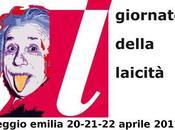 """Giornate della Laicità Reggio Emilia parlare delle """"parole laicità"""""""