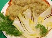 Crema finocchi crostone