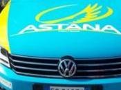 Team Astana della Liegi