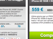 OFFERTA: Groupalia iPhone 559€ omaggio!