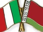 Crescono rapporti Italia Bielorussia