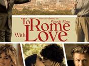 Visto weekend: rome with love