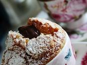 Muffin cocco Nutella