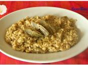 Ingredienti persone: carciofi 280-300 riso