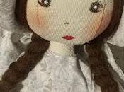 Bambole stoffa vestiti..