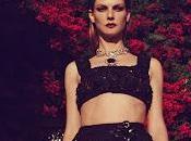 Film Angela Lindvall Dolce Gabbana Harper's Bazaar Turkey