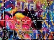 """Coldplay feat. Rihanna """"Princess China"""" video premier"""
