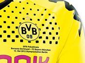 Pokal, trikot speciale Borussia Dortmund