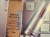 Rouge Love Lancome N170 Sequins d'Amour