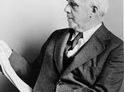 Robert Frost, strada presi