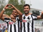 Novara-Juventus 0-4, Vucinic, Borriello Vidal avvicinano bianconeri allo scudetto