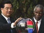 nuova politica africana della Repubblica Popolare Cinese