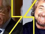 Borsino elettorale: Monti crolla. Grillo sale!