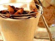 Crema riso integrale mele cioccolato