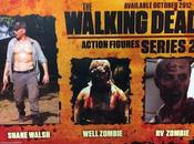 Walking Dead: nuove action figure serie