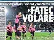 Ecco prime pagine della Gazzetta Tuttosport Corriere dello Sport