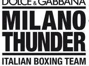 Dolce Gabbana Milano Thunder affrontano russi della Dynamo Moscow