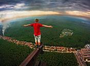 Skywalking nuova mania degli adolescenti russi