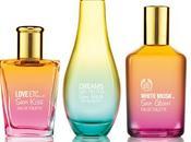 Body Shop presenta nuove fragranze estive