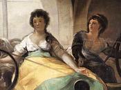 Goya: tondo dell'Industria Filatrici)