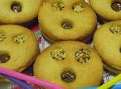 Faccine frolla alla farina soia nutella