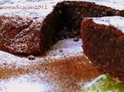Cioccolato Olio e.v.o: Torta Caprese all'olio extravergine Oliva Montersino