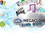 MegaCloud, guerra Google Drive spazio gratis